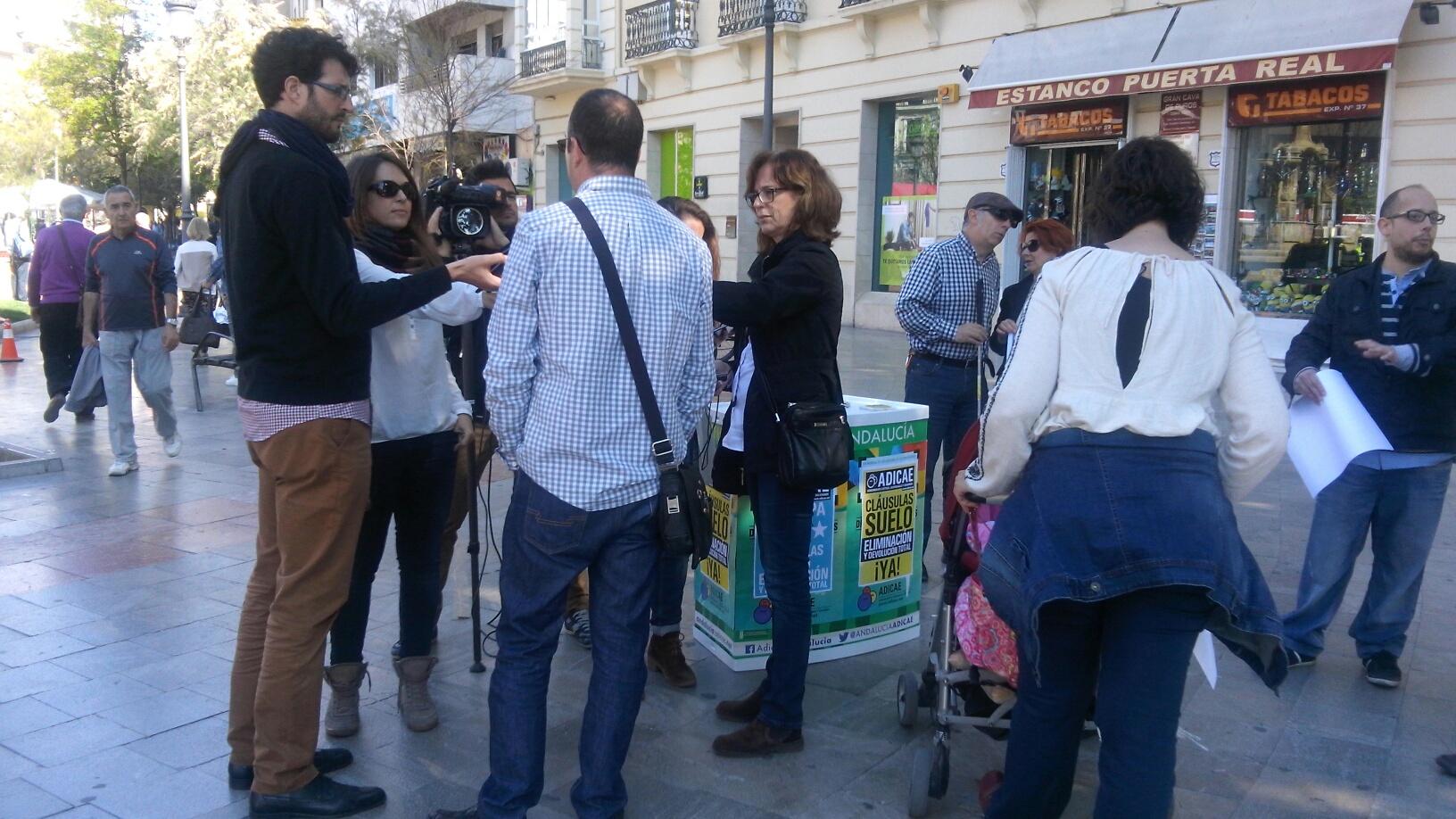 Granada capital contra la cláusula suelo 26_04_2016