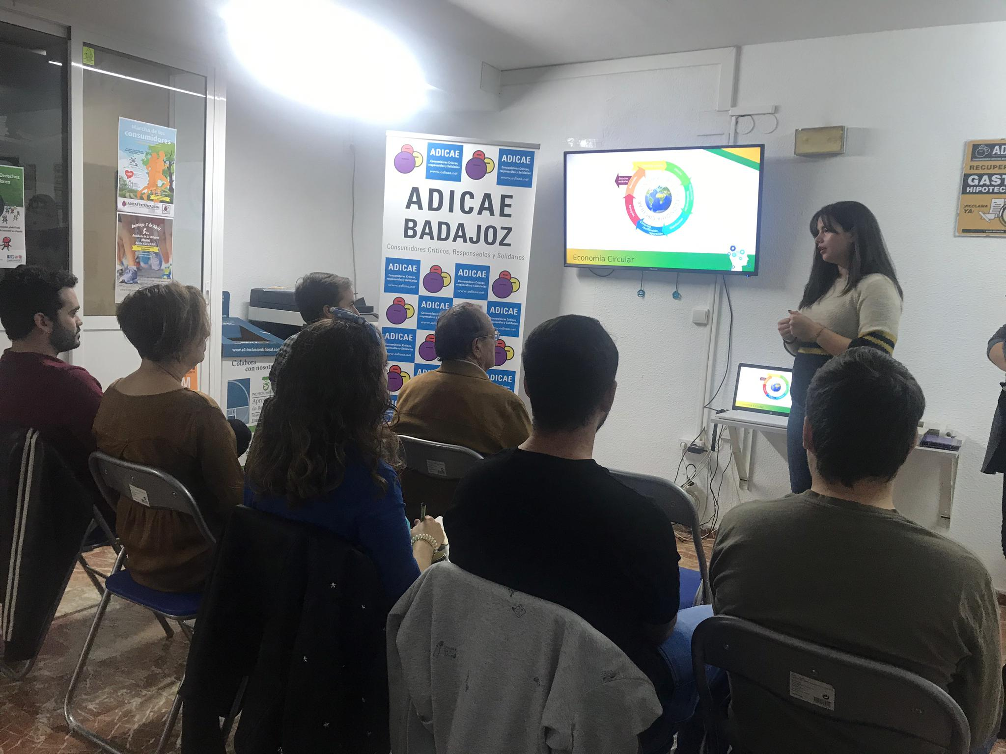 Encuentro Economía Circular Badajoz