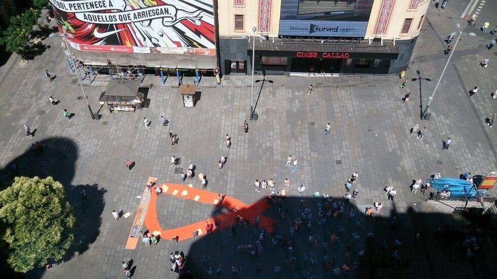 ADICAE Madrid pide justicia para los afectados de Fórum, Afinsa, Arte y Naturaleza (21/6/14)