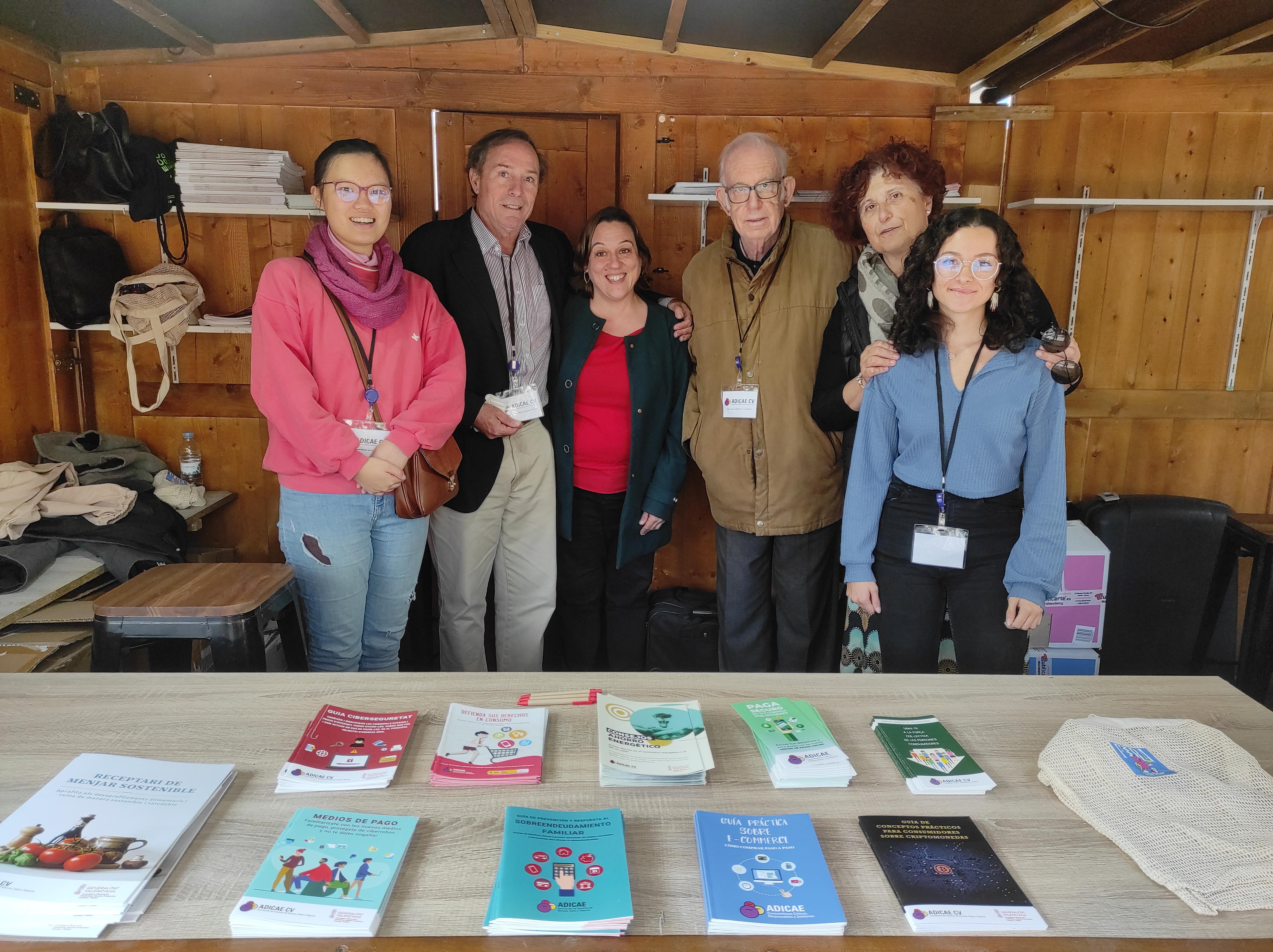 Manifestación 10 de mayo en Madrid. 8º Aniversario Fórum, Afinsa, Arte y Naturaleza. Delegación valenciana.