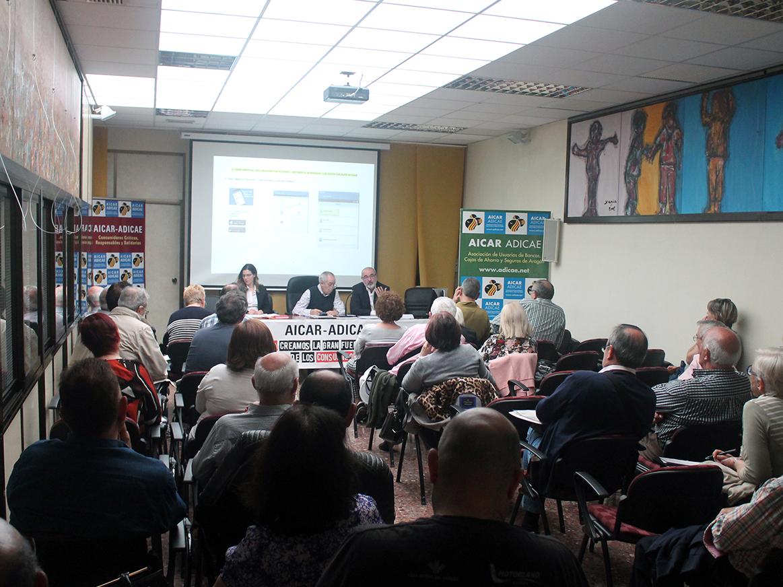 Cómo debemos tributar nuestros ingresos y qué gastos podemos deducirnos son algunas de las cuestiones que pudimos aclarar en este taller realizado en Zaragoza y retransmitido por Streaming a todas nuestras sedes.