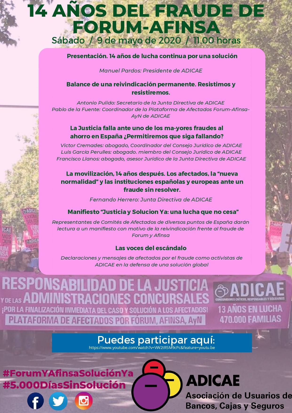 14º Aniversario Forum-Afinsa-ArteyNaturaleza
