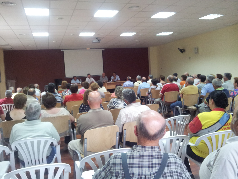 Asamblea Fórum, Afinsa, Arte  y Naturaleza.