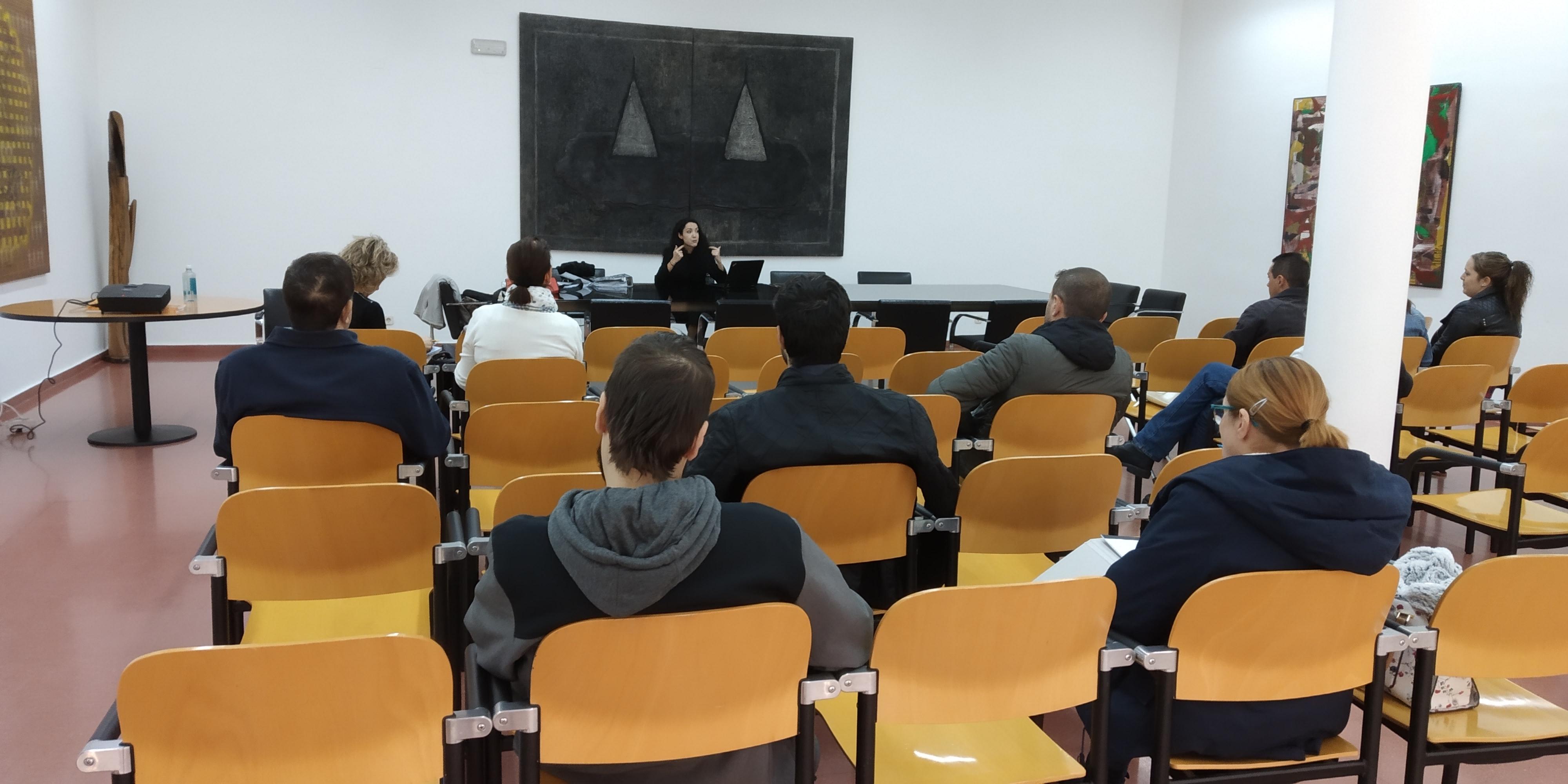 Alicia Agüero, Doctorada en Derecho y ponente de la mesa